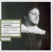 BELLINI - Quadri - I puritani (Les puritains) Live Buenos Aires, 30 - 6 - 1961