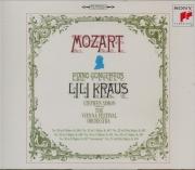 MOZART - Kraus - Concerto pour piano et orchestre n°20 en ré mineur K.46 Import Japon