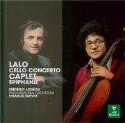 LALO - Lodeon - Concerto pour violoncelle en ré mineur